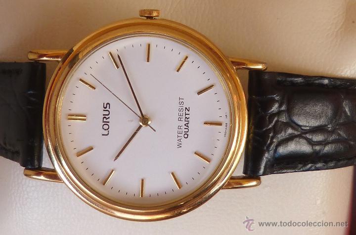 585f891c8cf0 Relojes  Reloj para mujer marca Lorus Quartz