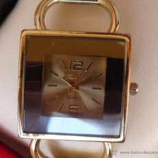 Relojes: RELOJ PARA MUJER MARCA TERNER QUARTZ, RELOJ DE BATERÍA, LA BATERÍA ES NUEVA, MOVIMIENTO JAPONÉS. Lote 45987836