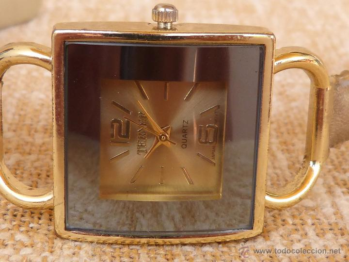 Relojes: Reloj para mujer marca Terner Quartz, Reloj De Batería, La batería es nueva, Movimiento Japonés - Foto 2 - 45987836