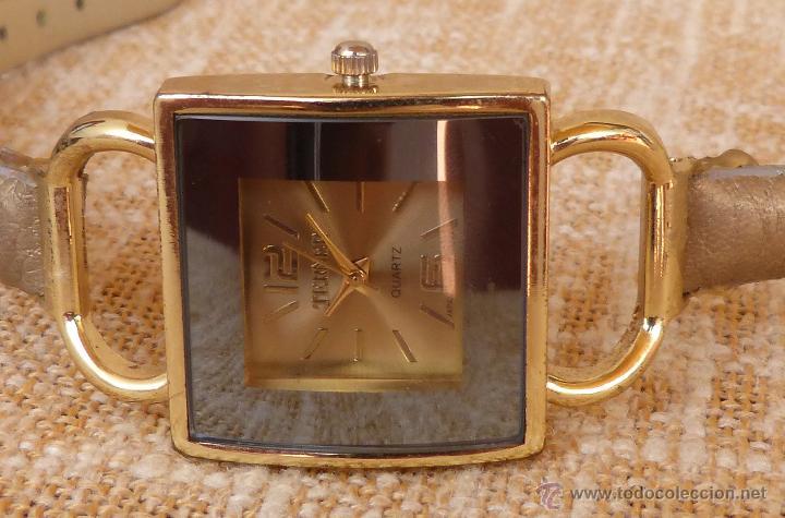 Relojes: Reloj para mujer marca Terner Quartz, Reloj De Batería, La batería es nueva, Movimiento Japonés - Foto 4 - 45987836