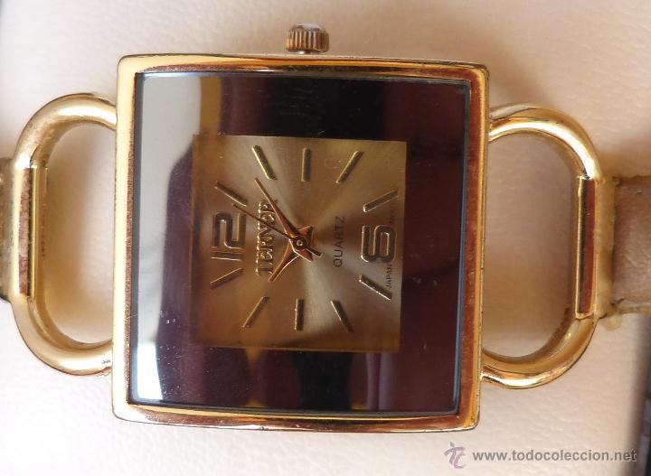 Relojes: Reloj para mujer marca Terner Quartz, Reloj De Batería, La batería es nueva, Movimiento Japonés - Foto 5 - 45987836