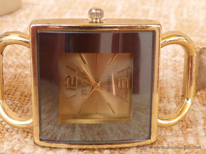 Relojes: Reloj para mujer marca Terner Quartz, Reloj De Batería, La batería es nueva, Movimiento Japonés - Foto 6 - 45987836