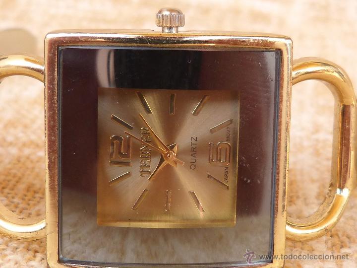 Relojes: Reloj para mujer marca Terner Quartz, Reloj De Batería, La batería es nueva, Movimiento Japonés - Foto 9 - 45987836