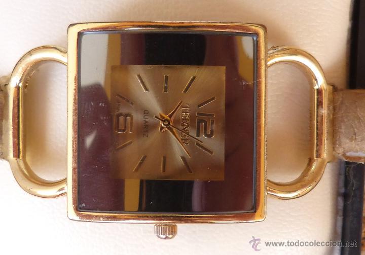 Relojes: Reloj para mujer marca Terner Quartz, Reloj De Batería, La batería es nueva, Movimiento Japonés - Foto 12 - 45987836