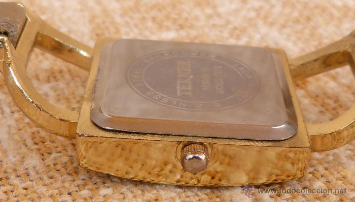 Relojes: Reloj para mujer marca Terner Quartz, Reloj De Batería, La batería es nueva, Movimiento Japonés - Foto 15 - 45987836