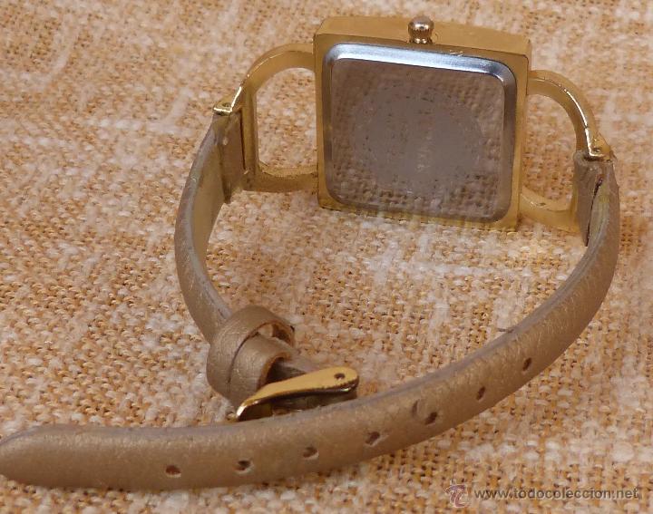 Relojes: Reloj para mujer marca Terner Quartz, Reloj De Batería, La batería es nueva, Movimiento Japonés - Foto 17 - 45987836