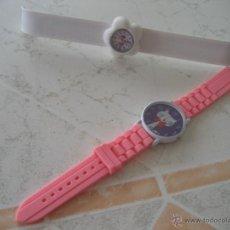 Relojes: LOTE DE 2 RELOJES INFANTILES. Lote 46499362