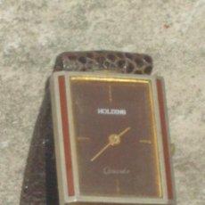 Relojes: ANTIGUO RELOJ DE PULSERA MUJER EXTRAPLANO MARCA HOLDING.. Lote 46668188