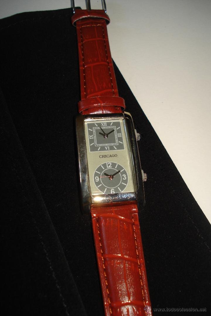 Relojes: LOTE DE 5 RELOJES DE PULSERA NUEVOS A ESTRENAR. VIENEN CON SU FUNDA DE TERCIOPELO - Foto 2 - 47028605