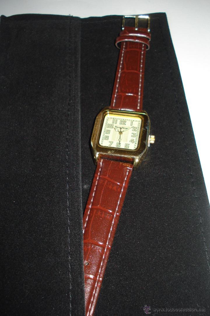 Relojes: LOTE DE 5 RELOJES DE PULSERA NUEVOS A ESTRENAR. VIENEN CON SU FUNDA DE TERCIOPELO - Foto 2 - 47028608