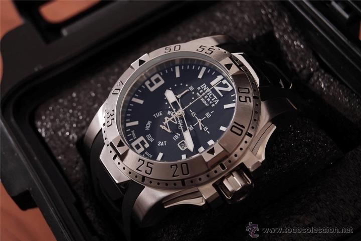 Relojes: Invicta Reserve Excursion Men's Chronograph Watch Swiss Made - Foto 2 - 54464363
