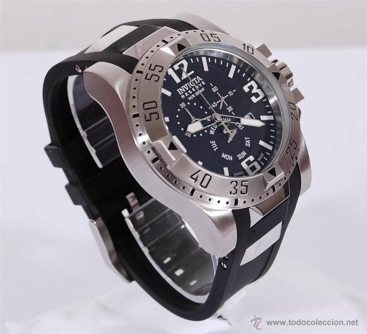 Relojes: Invicta Reserve Excursion Men's Chronograph Watch Swiss Made - Foto 5 - 54464363