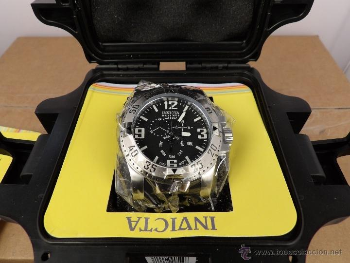 Relojes: Invicta Reserve Excursion Men's Chronograph Watch Swiss Made - Foto 8 - 54464363