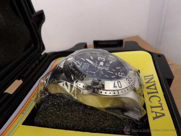 Relojes: Invicta Reserve Excursion Men's Chronograph Watch Swiss Made - Foto 9 - 54464363