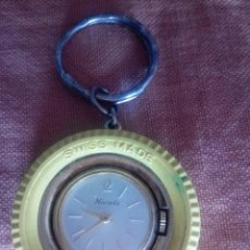 Relojes: LLAVERO RELOJ NIVADA. Lote 47544855