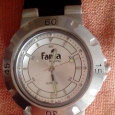 Relojes: RELOJ PUBLICIDAD FANTA. Lote 47597125