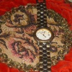 Relojes: RELOJ DE CABALLERO DUWARD CON CALENDARIO,QUART.. Lote 47641053