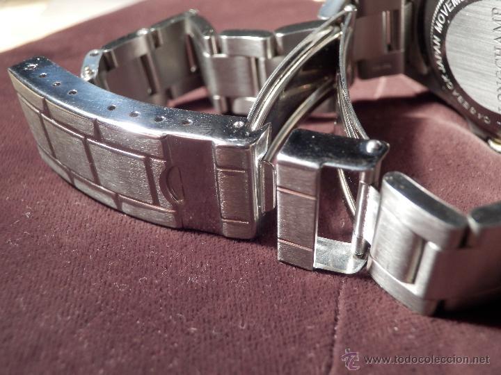 Relojes: LONGCHAMP RELOJ DE CABALLERO (CUARZO) rf1- - Foto 3 - 47707721