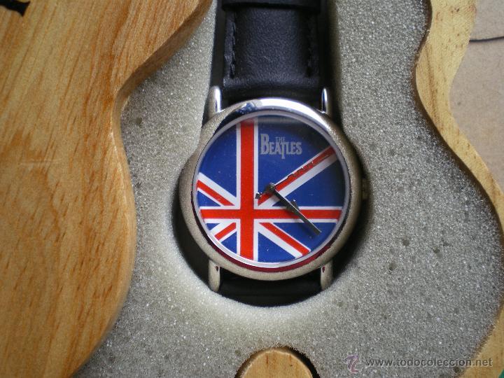 Relojes: Reloj THE BEATLES reloj commemorativo Apple Corps. LTD 1993 SIN USO n 11 FUNCIONANDO VER PDELUXE - Foto 2 - 47740544