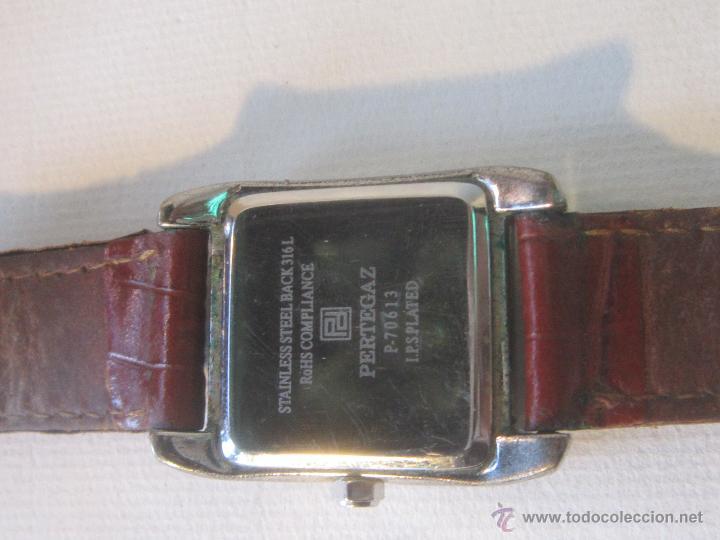 dd0def7faef6 Relojes  RELOJ SEGUNDA MANO MARCA PERTEGAZ QUARTZ - Foto 5 - 47763721