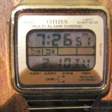 Relojes: RELOJ VINTAGE CITIZEN DIGITAL.. Lote 47786881