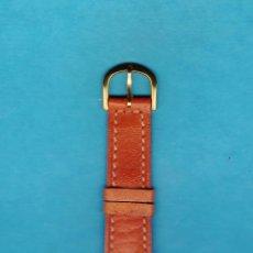 Relojes: RELOJ PULSERA / MUÑECA - VICEROY - QUARTZ - ESFERA METAL - CORREA PIEL - FUNCIONA - PUBLICITARIO. Lote 47995479