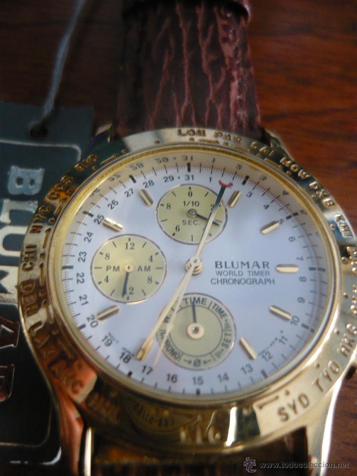 RELOJ BLUMAR (Relojes - Relojes Actuales - Otros)