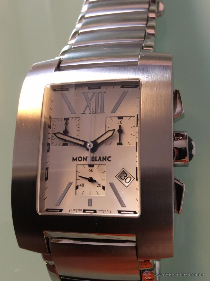 c7afb80226f montblanc profile cronógrafo xl - Comprar Relojes otras marcas en ...