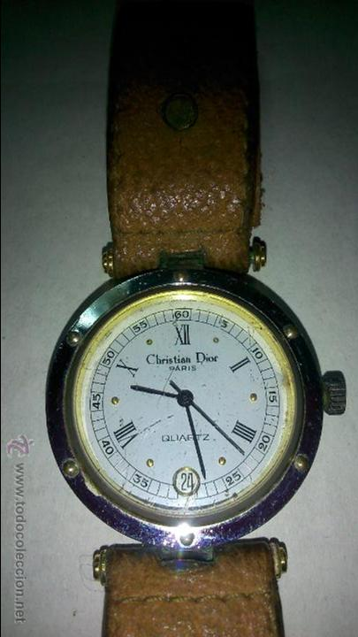 BONITO RELOJ CRISTIAN DIOR (Relojes - Relojes Actuales - Otros)