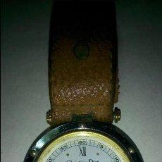 Relojes: BONITO RELOJ CRISTIAN DIOR. Lote 48544652
