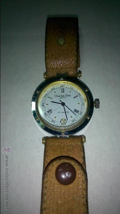 Relojes: bonito reloj cristian dior - Foto 3 - 48544652