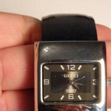 Relojes: RELOJ DE SEÑORA GUCCI ORIGINAL. Lote 48555911
