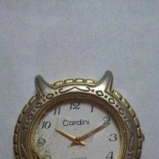 Relojes: RELOJ CARDINI. QUART. JAPAN MOVT. Lote 48598045