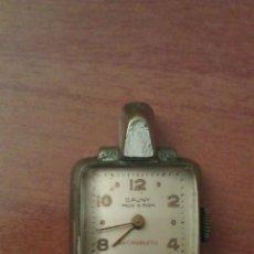 Relojes: ANTIGUO RELOJ CAUNY. Lote 171455772