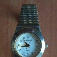 Relojes: RELOJ WORD SYSTEM. Lote 48703226