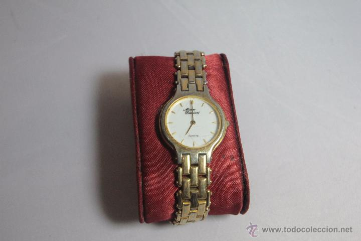 Relojes: reloj marco damiani quartz -ref3500- - Foto 2 - 48937718