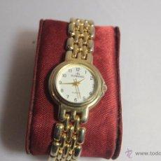 Relojes: RELOJ DE PULSERA DE SEÑORA, MARCA ROMANO -REF3500-. Lote 48937825