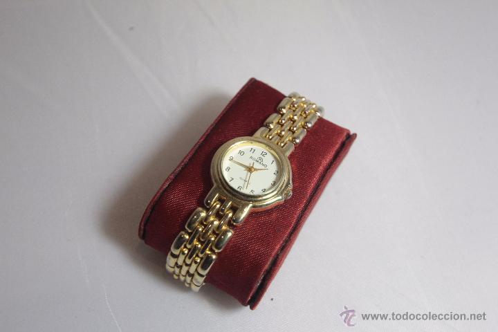 Relojes: RELOJ DE PULSERA DE SEÑORA, MARCA ROMANO -REF3500- - Foto 2 - 48937825