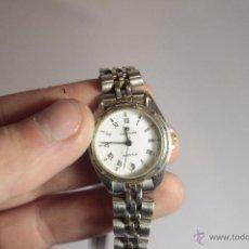 Relojes: RELOJ DE SEÑORA JUNGHANS DE CUARZO -REF3500-. Lote 84968410