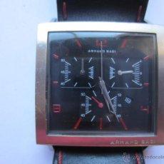 Relojes: RELOJ ARMAND BASI A-0122G-2. Lote 49040621