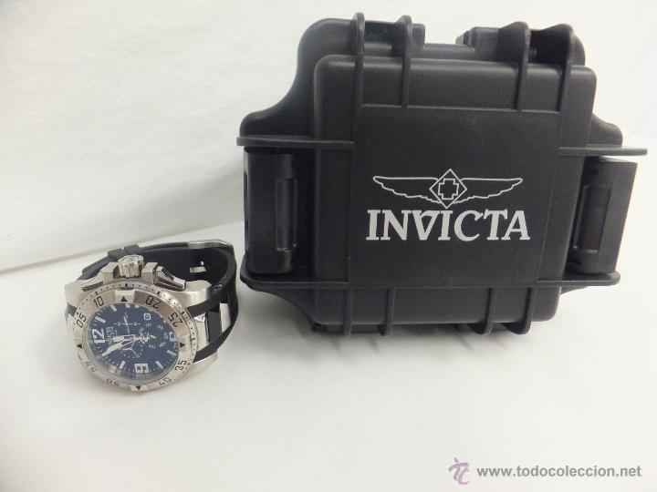 Relojes: Invicta Reserve Excursion Men's Chronograph Watch Swiss Made - Foto 10 - 54464363