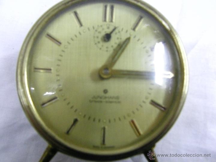 RELOJ DESPERTADOR JUNGHANS-TRIVOX SILENTIC (Relojes - Relojes Actuales - Otros)
