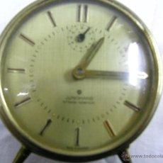 Relojes: RELOJ DESPERTADOR JUNGHANS-TRIVOX SILENTIC. Lote 49276100