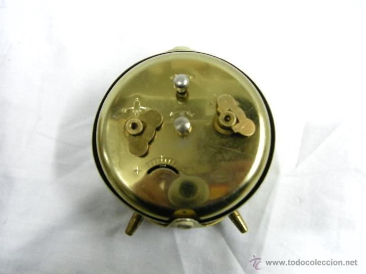 Relojes: RELOJ DESPERTADOR JUNGHANS-TRIVOX SILENTIC - Foto 2 - 49276100