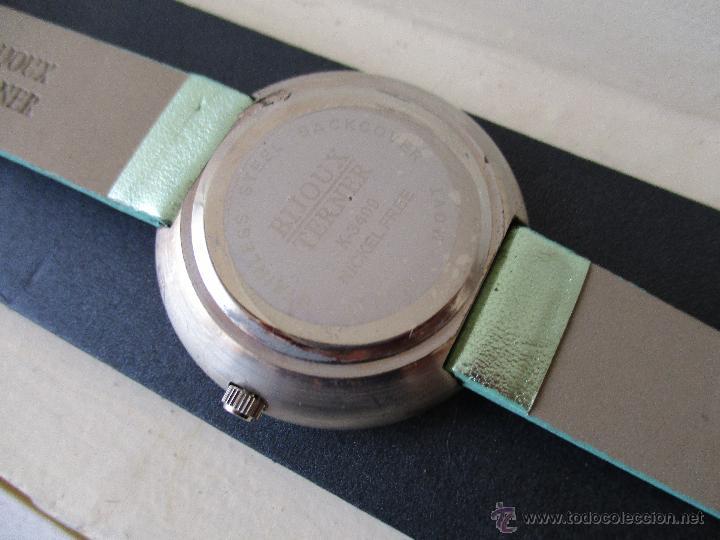 Relojes: PRECIOSO RELOJ DE MUJER MARCA TERNER QUARZ MOVIMIENTO JAPONES NUEVO - Foto 3 - 49307577
