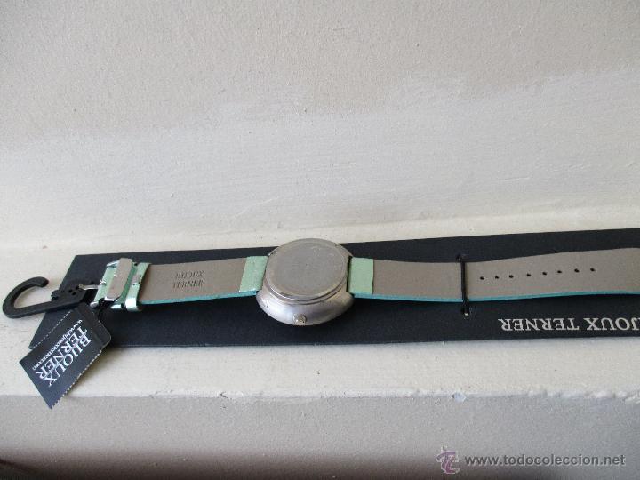 Relojes: PRECIOSO RELOJ DE MUJER MARCA TERNER QUARZ MOVIMIENTO JAPONES NUEVO - Foto 5 - 49307577