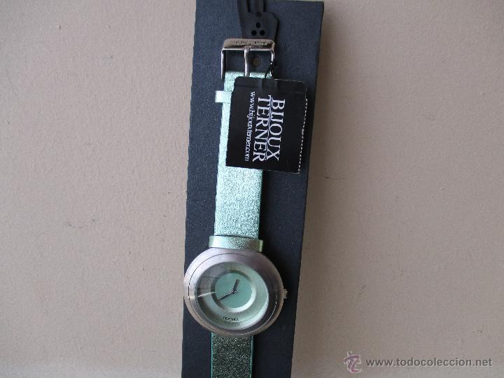 Relojes: PRECIOSO RELOJ DE MUJER MARCA TERNER QUARZ MOVIMIENTO JAPONES NUEVO - Foto 8 - 49307577
