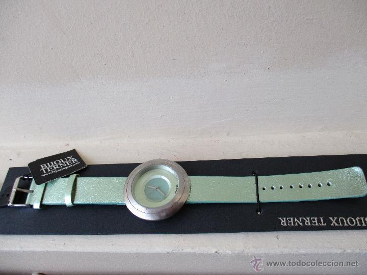 Relojes: PRECIOSO RELOJ DE MUJER MARCA TERNER QUARZ MOVIMIENTO JAPONES NUEVO - Foto 10 - 49307577