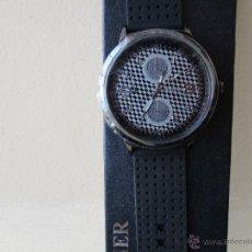 Relojes: PRECIOSO RELOJ DE HOMBRE TERNER QUARZ CORREA DE CAUCHO NUEVO. Lote 49325652