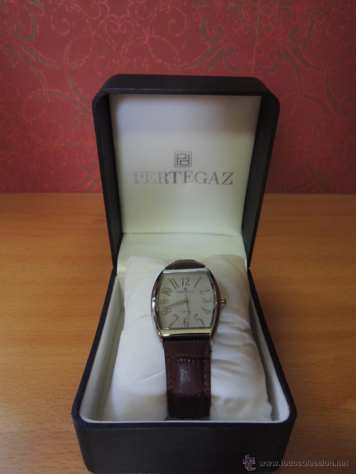 0eb35d89097d Reloj pertegaz nuevo para hombre con su caja or - Vendido en Subasta ...